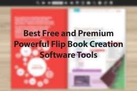 PUB HTML5-Best Flip Book Creation Software Tools